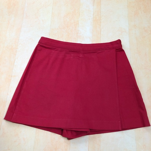 Boston Proper Pants - 🌹Boston Proper Red Skort